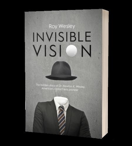 Invisible Vision Book Cover